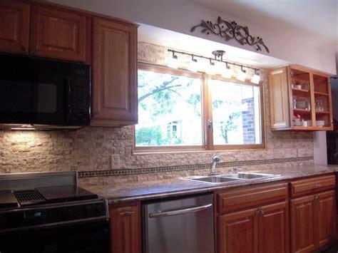 Backsplash Around Kitchen Window by C R Hill Inc Florissant Mo 63031 Angie S List