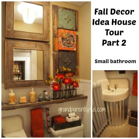 fall bathroom decor summer house on cabin tiny house and tiny