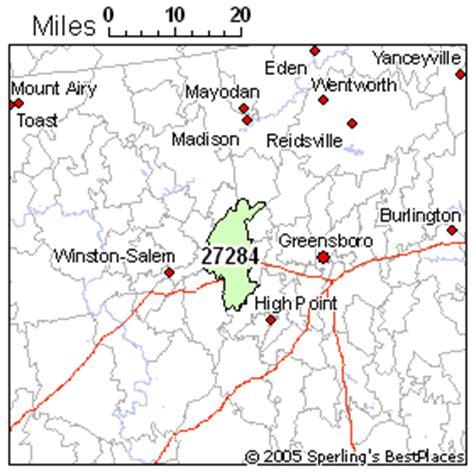 zip code map kernersville nc best place to live in kernersville zip 27284 north carolina