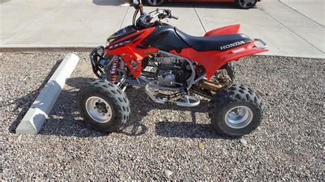 Honda Trx450r Motorcycles For Sale In Arizona