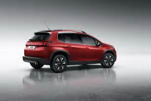 Peugeot 2008 Images Peugeot 2008 And 3008 Could Get Sporty Gti Variants