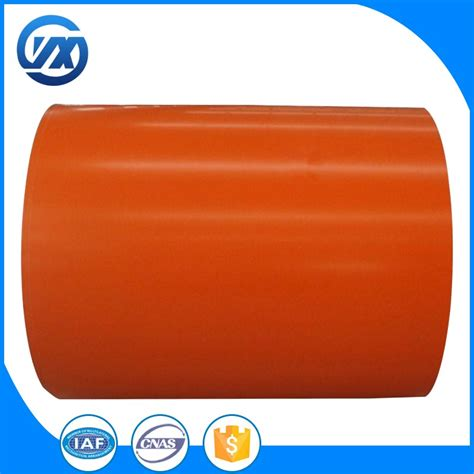 color coated color coated ppgi steel coil high quality china
