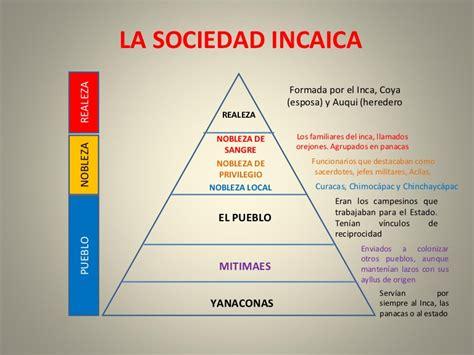 la sociedad de la 8425432529 la sociedad incaica