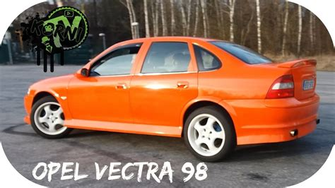 opel orange orange opel vectra 98