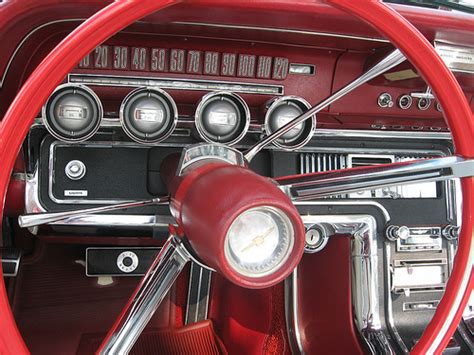 automotive service manuals 1994 ford thunderbird instrument cluster gaudy but glamorous 1958 1966 ford thunderbird ate up with motor