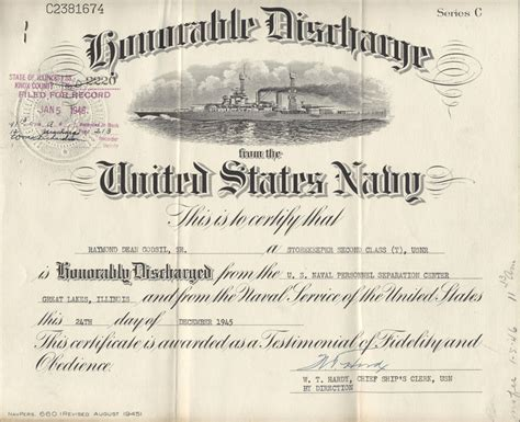 Are Discharge Records Related Keywords Suggestions For Navy Records
