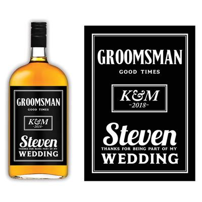 Personalized Liquor Labels personalized hennessy liquor labels templates and