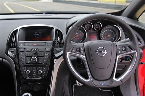 opel astra opc interior 2013 opel astra opc review caradvice
