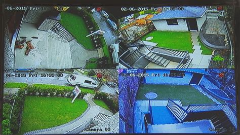 home security cameras of neighbours privacy