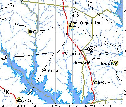 st augustine texas map san augustine county texas detailed profile houses real estate cost of living wages work