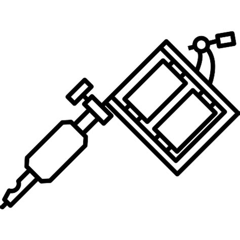 tattoo machine vector art tattoo machine free other icons