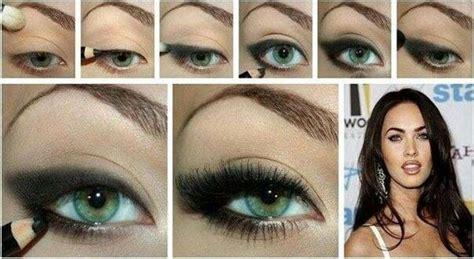 tutorial makeup megan fox megan fox eye shadow tutorial fashion eyes face