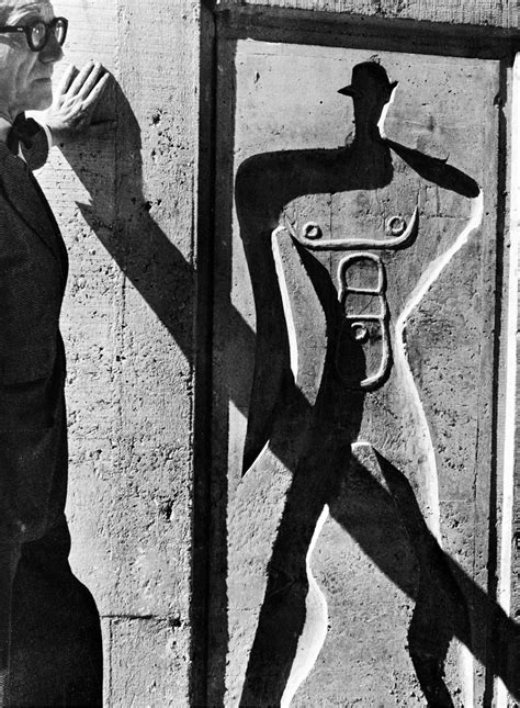 Lucien Hervé Finds Humanity In Le Corbusier's Concrete
