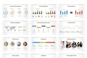 graph templates for powerpoint 28 images best