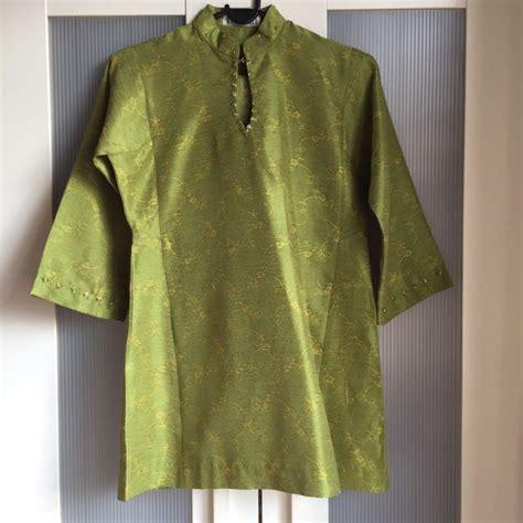 Baju Kurung Cekak Musang omar ali size 5 baju kurung cekak musang bayi kanak
