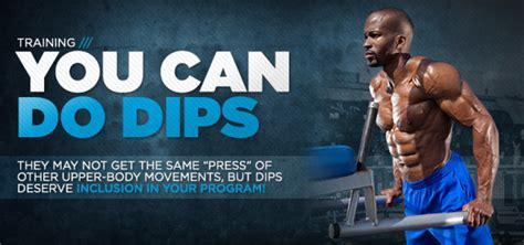 Do You Dip by You Can Do Dips Your Guide To This Blaster