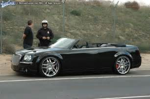 Chrysler W Chrysler 300 Convertible West Coast Customs The