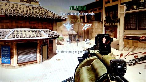 L1504 Kaos Call Of Duty Black Ops 2 Sablon Pol Kode Pl1504 6 jugando tactico black ops 2 clan kaos colombia