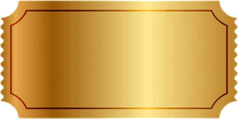 If You Did You Could Be Mailing To 30 000 Members Right Now Golden Ticket Template Word Document