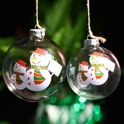 online get cheap glass christmas ornaments aliexpress com