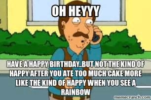 Family Guy Birthday Meme - happy birthday thomas
