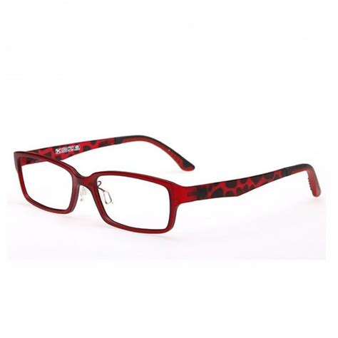 lightweight optical prescription glasses rectangle plastic