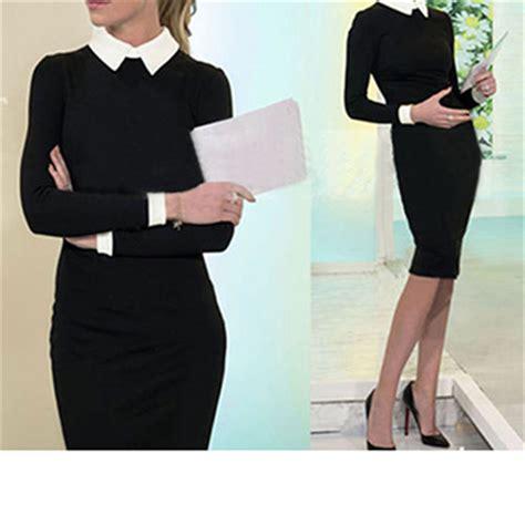 99 Dress Jumbo Black Pro womens black dress black professional sleeve