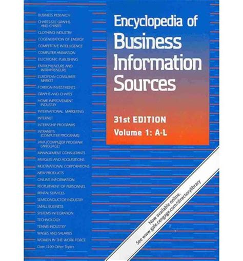 the knowledge encyclopedia volume 2 the stories the world s most interesting facts trivia bill s general knowledge books encyclopedia of business information sources gale