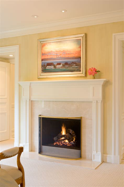 Fireplace Plinth by Designing And Building Custom Cabinetry For 50 Years