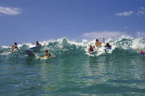 Surfing Australia Sydney by World Visits Bondi The Most Beautiful Tourists
