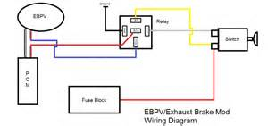 Exhaust Brake System Diagram Question About Ebpv Mod Wiring Page 2