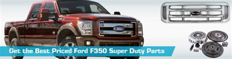 Ford Replacement Parts by Ford F350 Duty Parts Partsgeek