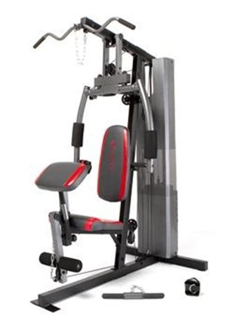 marcy platinum home 150 lb home health fitness