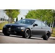 BMW M3 Frozen Black Edition  Uncrate