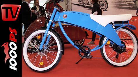 Elektro Motorrad Test 2015 by Video Lohner E Bikes Bike Austria Tulln 2015
