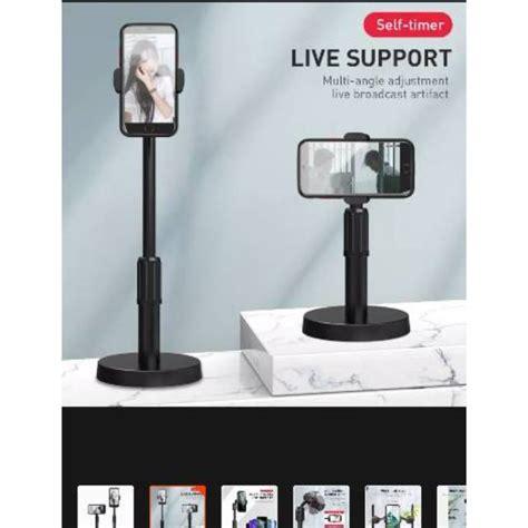 stand holder handphonephone holder stand hp meja shopee