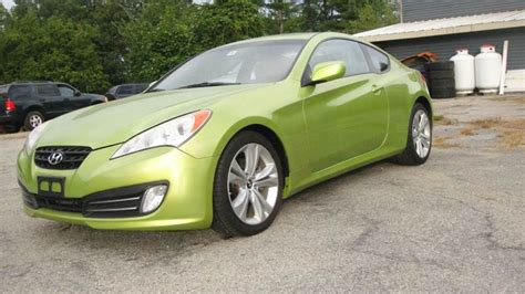 2010 Hyundai Genesis Coupe 3 8 For Sale by 2010 Hyundai Genesis Coupe For Sale In Goffstown Nh