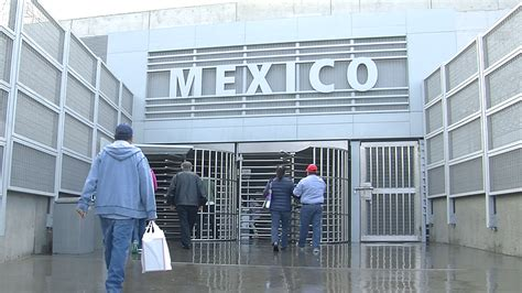 Entry Into Mexico With Criminal Record Tijuana Receives 70 Deported Offenders From U S Federal Prison Kpbs