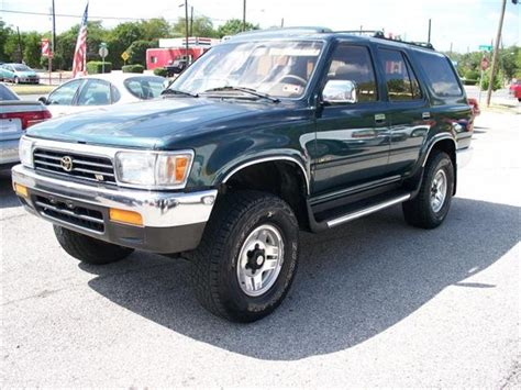 1995 Toyota 4runner For Sale Object Moved