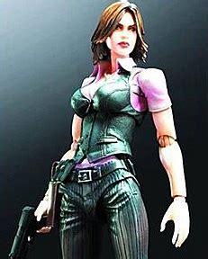 Play Arts Resident Evil 6 Helena firestarter s play arts resident evil 6 and helena set for december