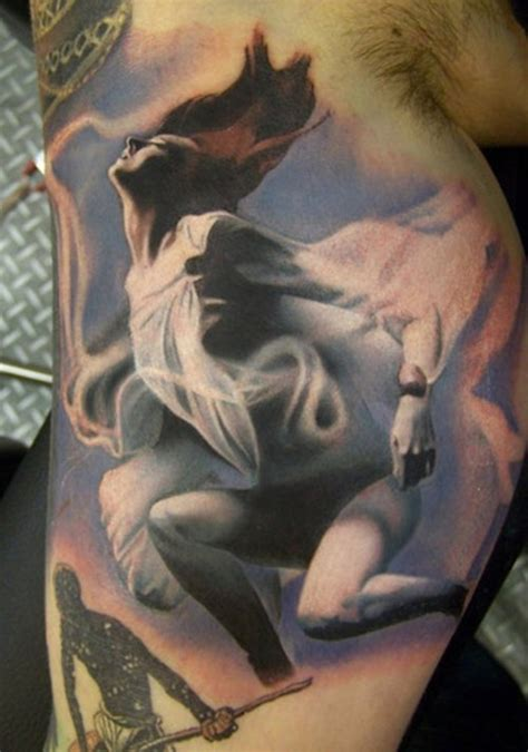 3d tattoo in uk incredible super amazing 3d tattoos you will not believe