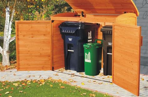 backyard storage innovative garden storage ideas to boost buyer appeal