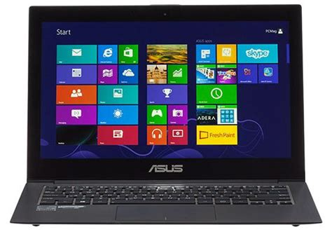 Laptop Asus Zenbook Touch Ux31a asus zenbook prime touch ux31a bhi5t slide 3 slideshow from pcmag