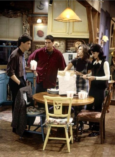 monica and rachel s apartment 25 things you didn t know about the sets on quot friends quot