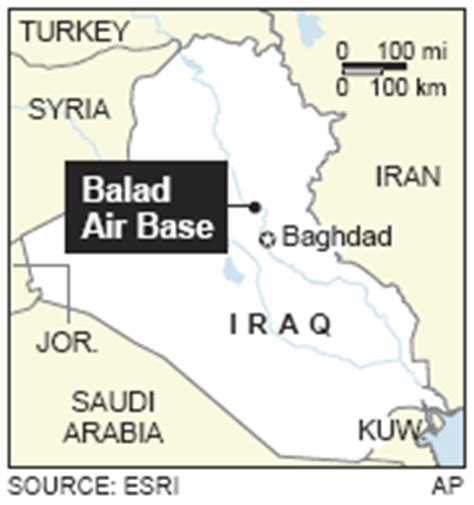 balad iraq map curtain falls on iraq s mash world news mideast n