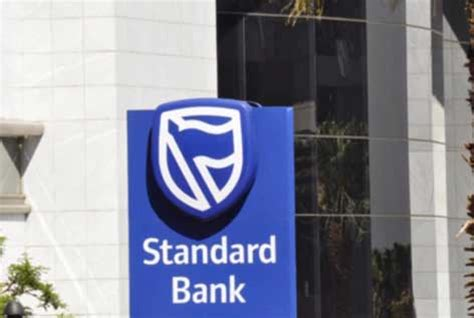 standard bank south africa standard bank s crashed systems restored statement of