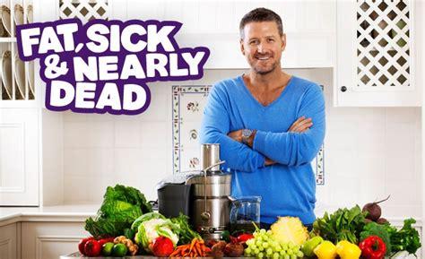 Juicing Detox Sick And Nearly Dead by Sick Nearly Dead Joe Cross Juicer Diet