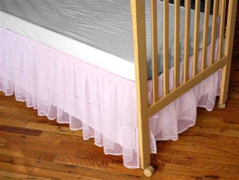 1000 ideas about tulle crib skirts on crib