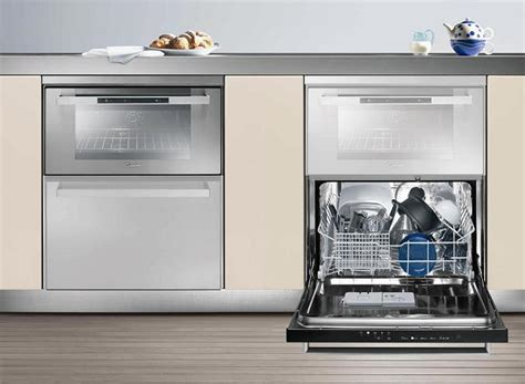 lavastoviglie a cassetti duo609x vaatwasser en oven in 233 233 n