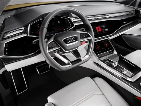 Audi Interieur by Audi And Volvo Will Use Android As The Operating System In